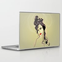 Laptop & iPad Skin featuring Look by Tracey Chan Design