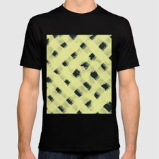 KISOMNA #4 Mens Fitted Tee Black SMALL