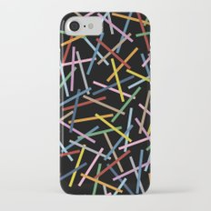 Kerplunk Black iPhone 7 Slim Case