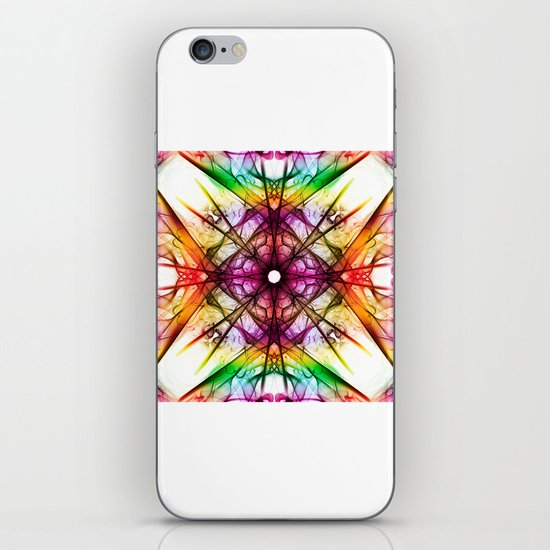 Smoke Art 96 iPhone & iPod Skin