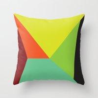 Birthday (2013) Throw Pillow