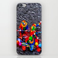 Clowning Around iPhone & iPod Skin