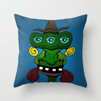 (Just Another) Unsophist… Throw Pillow