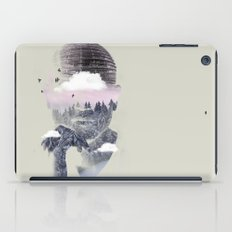 Contemplating Dome iPad Case