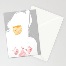 Untitled digital drawing 03 Stationery Cards
