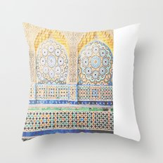 Tanger Throw Pillow