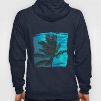Swimming Palm Hoody
