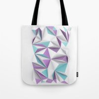 TRIANGLES//01 Tote Bag