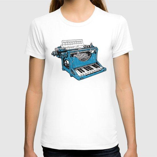 The Composition. T-shirt
