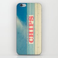 Chips iPhone & iPod Skin