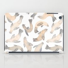 My Lips Are Seals iPad Case