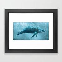 Song of the Sea Framed Art Print