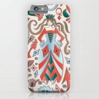 Queen Of Diamonds iPhone 6 Slim Case
