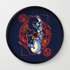 King of Despair Wall Clock