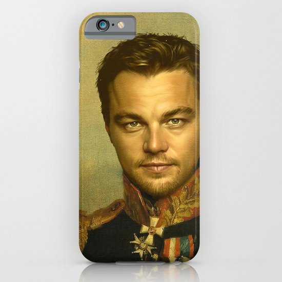Leonardo Dicaprio - replaceface iPhone & iPod Case
