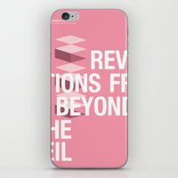 IGNS poster design iPhone & iPod Skin