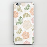 Ginkgo Floral iPhone & iPod Skin