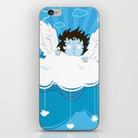 Huh? What?! Can't Hear Y… iPhone & iPod Skin