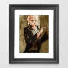 vampyr bill Framed Art Print