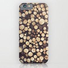 If I wood, wood you? iPhone 6s Slim Case