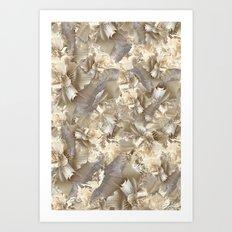 Paper Art Print