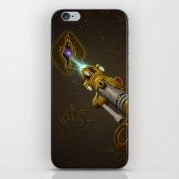 Key To The Universe - Pa… iPhone & iPod Skin