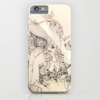 iPhone & iPod Case featuring Nostalgia Series 1/3 by Sasita Samarnpharb