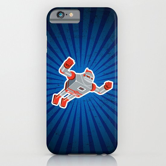 Jaianto Punch-Robo iPhone & iPod Case