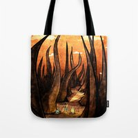 Whiskers Tote Bag
