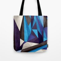 Blue Something Tote Bag