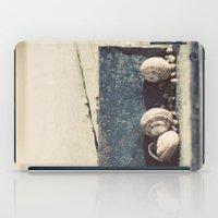 Snail family iPad Case