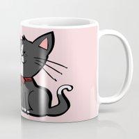Happy Kitten Mug