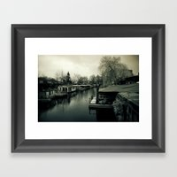 Next View Framed Art Print