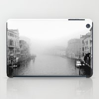 Fog in Venice iPad Case
