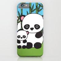 Panda Sweetness iPhone 6 Slim Case