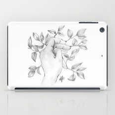 Lost in thoughts iPad Case