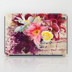 Country Floral iPad Case