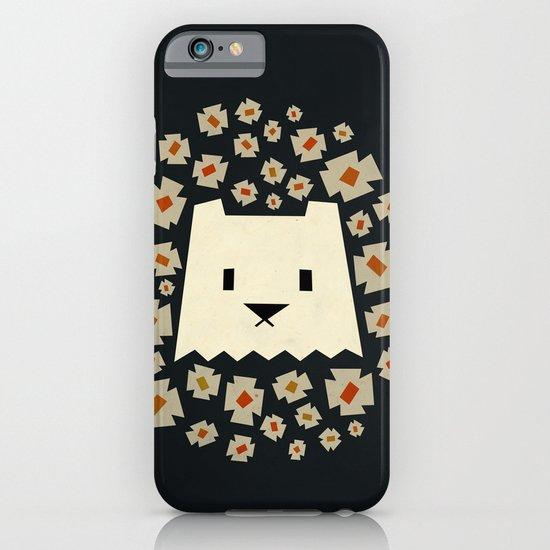 Floral Yeti iPhone & iPod Case
