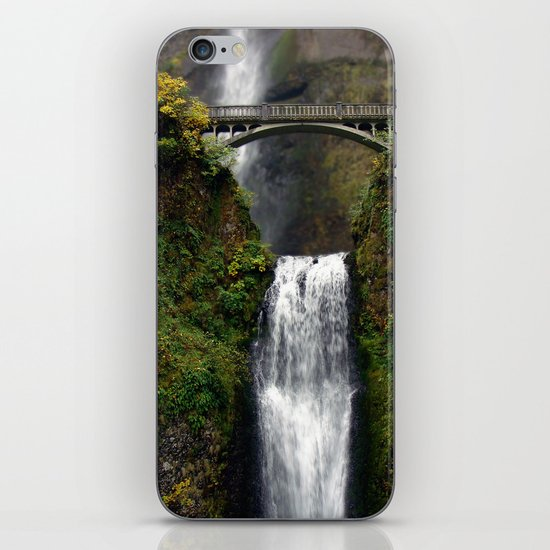 Multnomah Bridge iPhone & iPod Skin