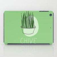 Chive iPad Case