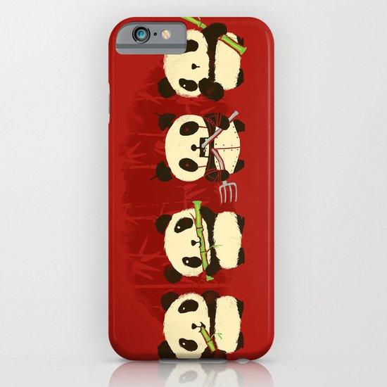 Panda 2000 iPhone & iPod Case