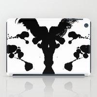 Rorschach Test iPad Case