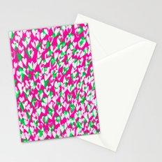 Love hearts Stationery Cards