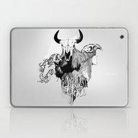 I Kill You Laptop & iPad Skin