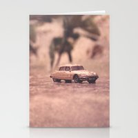 Julians Journey 6   In T… Stationery Cards