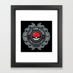 Trainers in Training Framed Art Print