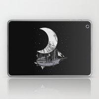 Moon Ship Laptop & iPad Skin