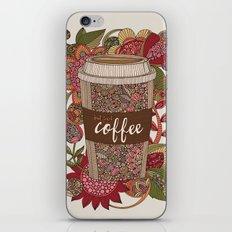 But First Coffee iPhone & iPod Skin