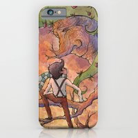 Ode To The Giving Tree iPhone 6 Slim Case