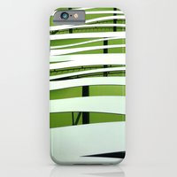 iPhone & iPod Case featuring Lines #3 by Alexis Kadonsky